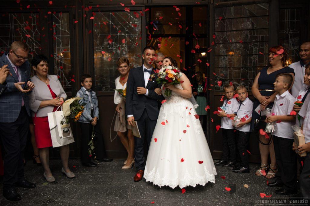 wesele slub bielsko biala 5 1024x683 - REPORTAŻE ŚLUBNE